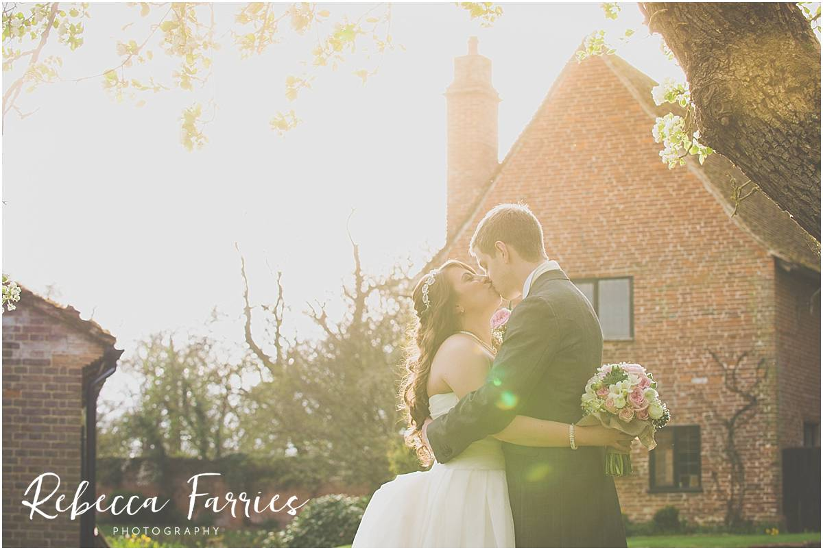 Jennifer and Theo's wedding photography at Leez Priory